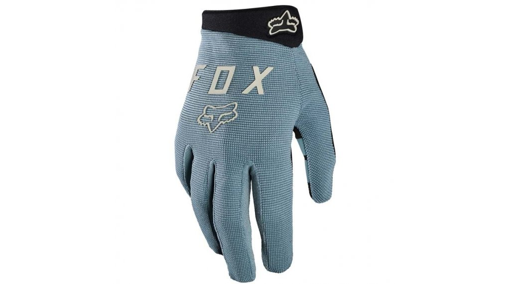 Fox Ranger MTB(山地)-手套 长 女士 型号 M light blue