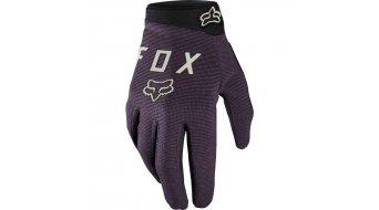 Fox Ranger MTB(山地)-手套 长 女士 型号 S dark purple