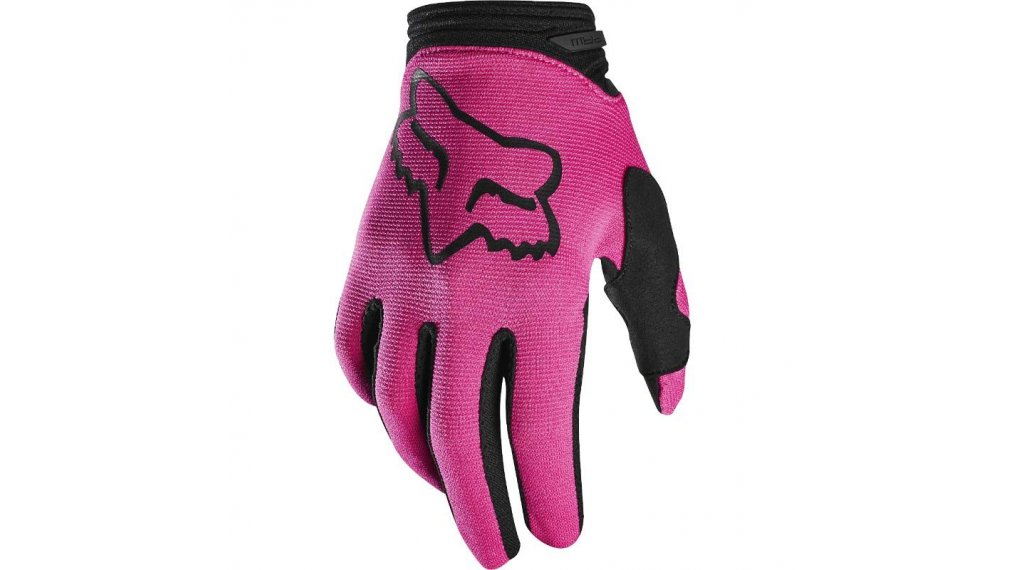 Fox Dirtpaw Prix MX-Handschuhe lang Kinder Gr. S pink