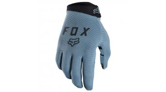 Fox Ranger MTB-Handschuhe lang Kinder Gr. S light blue