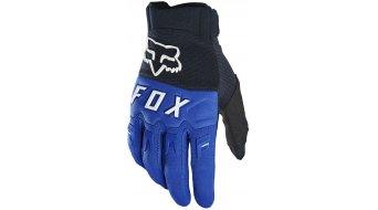 Fox Dirtpaw Handschuhe lang Herren Gr. S blue