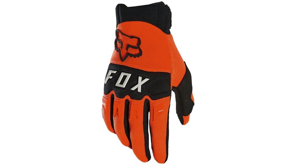 Fox Dirtpaw Handschuhe lang Herren Gr. S flo orange