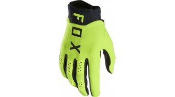 Fox Flexair Handschuhe lang Herren Gr. S flo yellow
