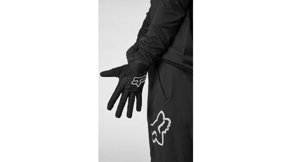 Fox Defend guantes largo(-a) Señoras tamaño M negro