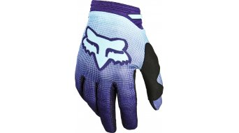 Fox 180 Optik Handschuhe lang Damen Gr. S aqua