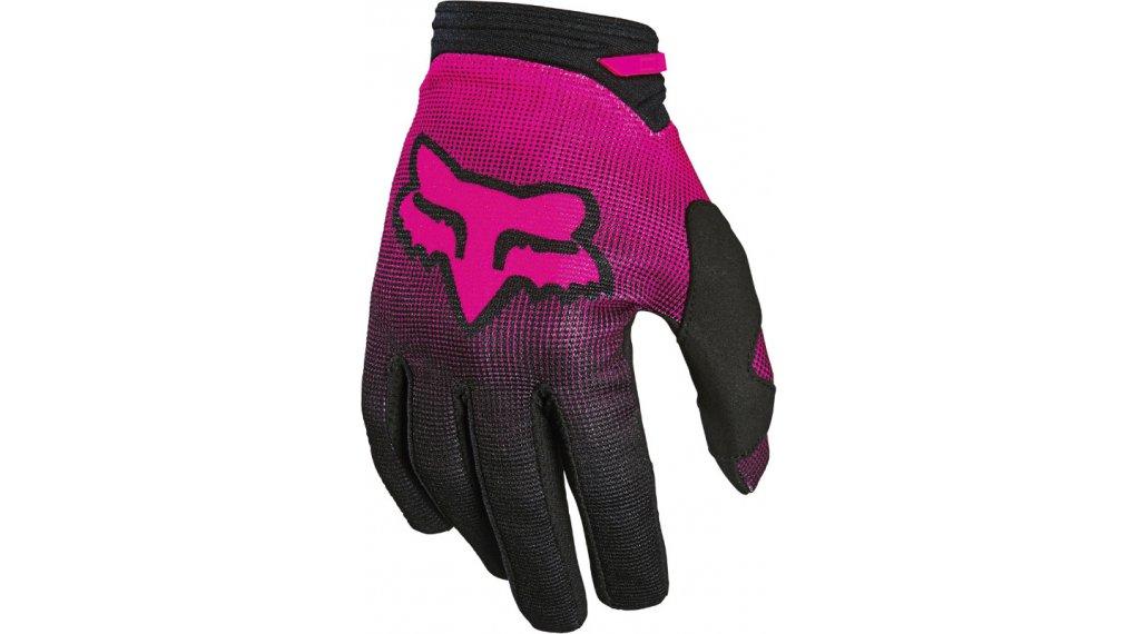 Fox 180 Optik Handschuhe lang Damen Gr. M pink