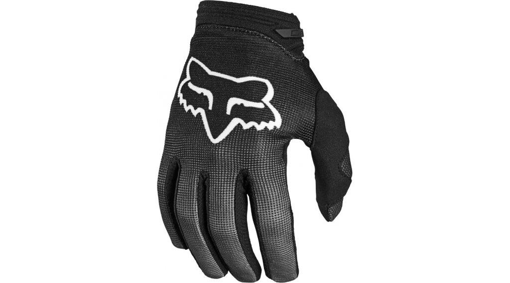 Fox 180 Optik Handschuhe lang Damen Gr. S black/white