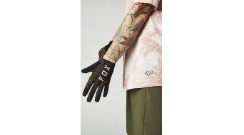 FOX Ranger gel handschoenen lang dames