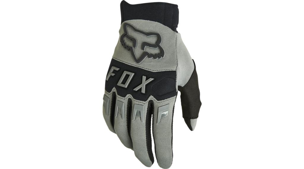 Fox Dirtpaw Handschuhe lang Herren Gr. S petrol