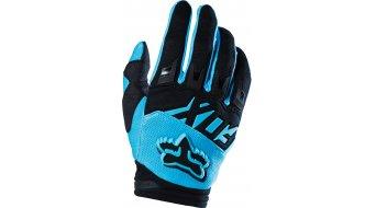 Fox Dirtpaw Race guantes largo(-a) Caballeros MX-guantes Gloves tamaño 11 (XL) aqua