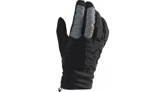 Fox Forge invierno guantes largo(-a) Caballeros MX-guantes Gloves negro