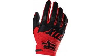 Fox Dirtpaw Race Handschuhe lang Kinder MX-Handschuhe Youth Gr. K-Y-XS red