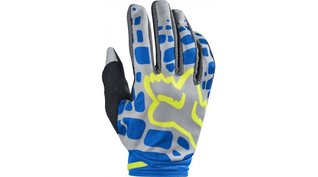 8c31a112be FOX Dirtpaw női MX-kesztyű hosszú Méret 8 (S) grey/blue