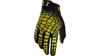 FOX 360 Grav MX-kesztyű hosszú férfi Méret 8 (S) sötét yellow