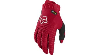 FOX Legion gants MX long hommes taille 8 (S) dark red