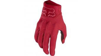 Fox Defend D3O® 手套 长 男士 型号 L red- Sample