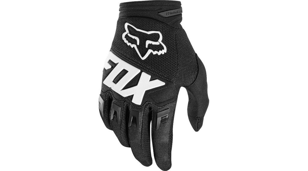 Fox Dirtpaw MX-骑行手套 长 男士 型号 S black