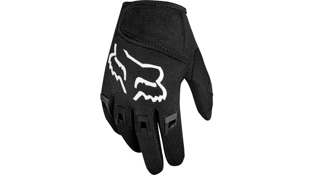 Fox Kids Dirtpaw MX-Handschuhe lang Kinder Gr. KS black