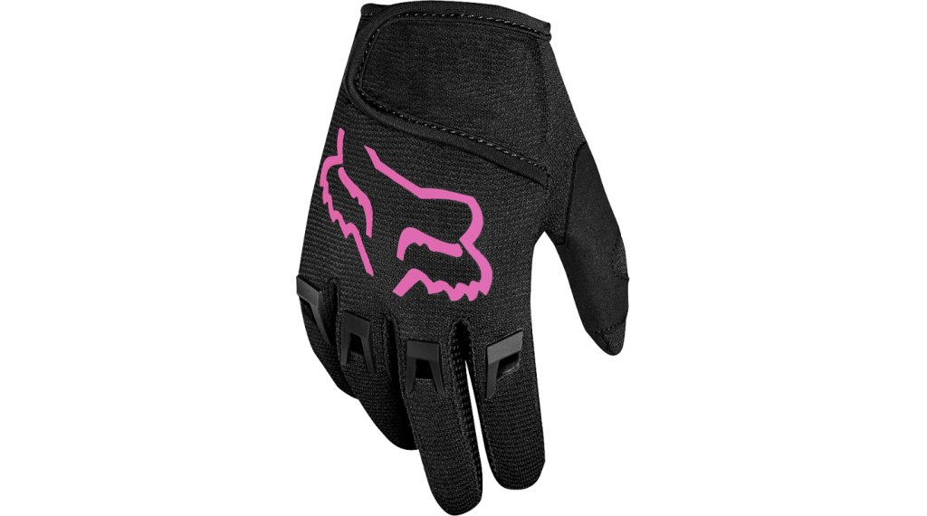 Fox Kids Dirtpaw MX-Handschuhe lang Kinder Gr. KS black/pink