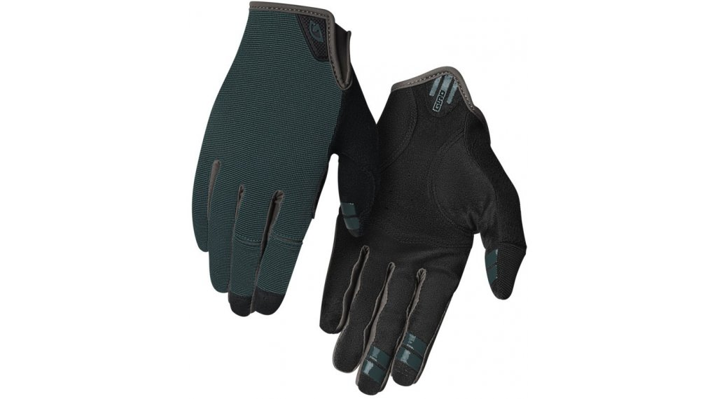 Giro DND MTB-guantes largo(-a) tamaño S true spruce