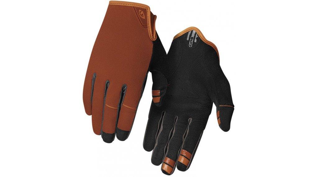 Giro DND MTB-guantes largo(-a) tamaño S rojo naranja