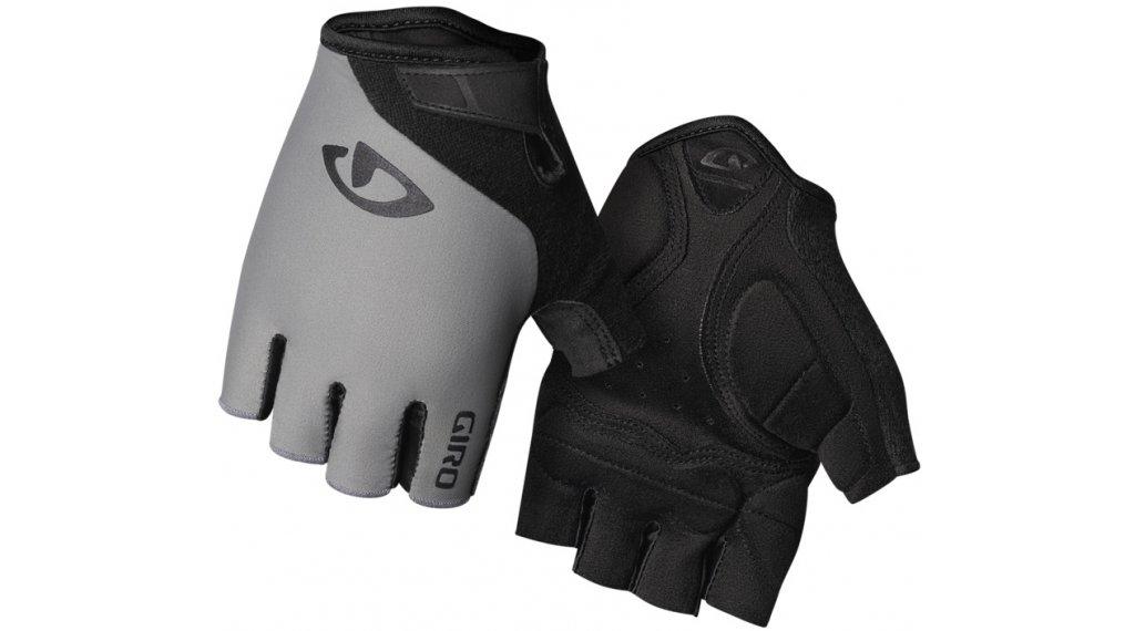 Giro Jag Rennrad-Handschuhe lang Gr. S charcoal