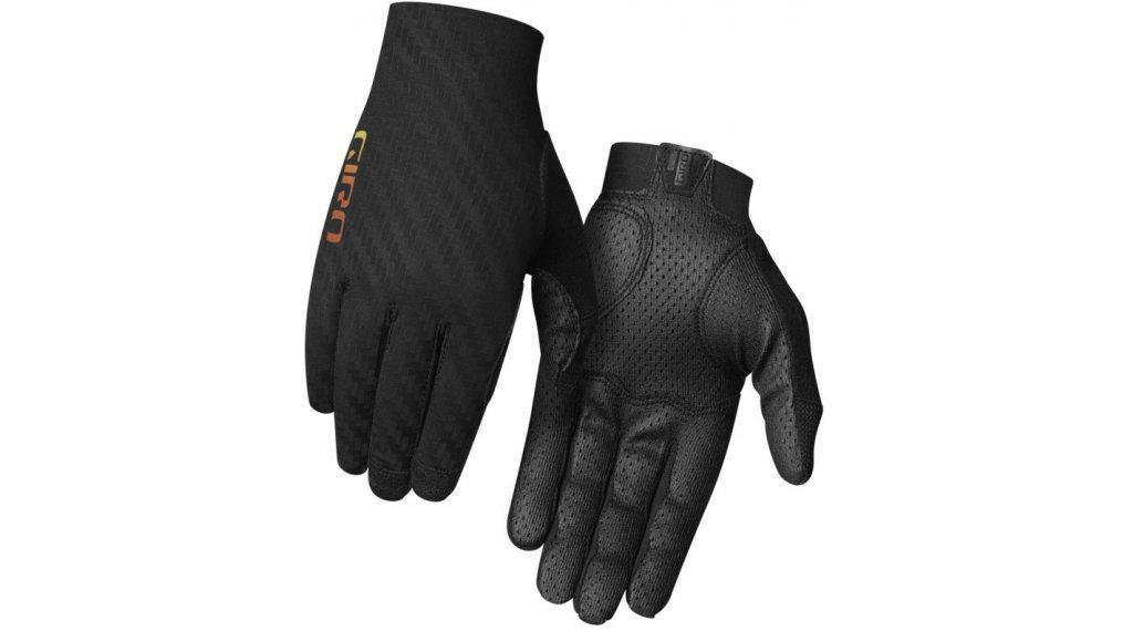 Giro Rivet CS gloves long size S black/heatwave