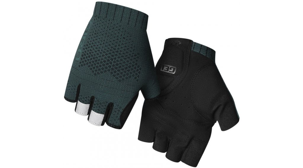 Giro Xnetic Road Handschuhe kurz Gr. M true spruce