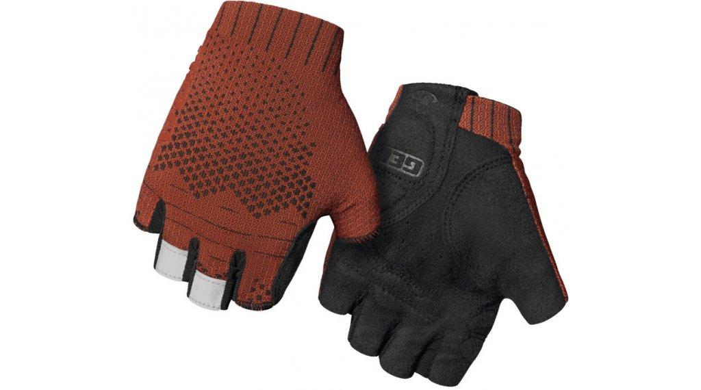 Giro Xnetic Road Handschuhe kurz Damen Gr. S trim red