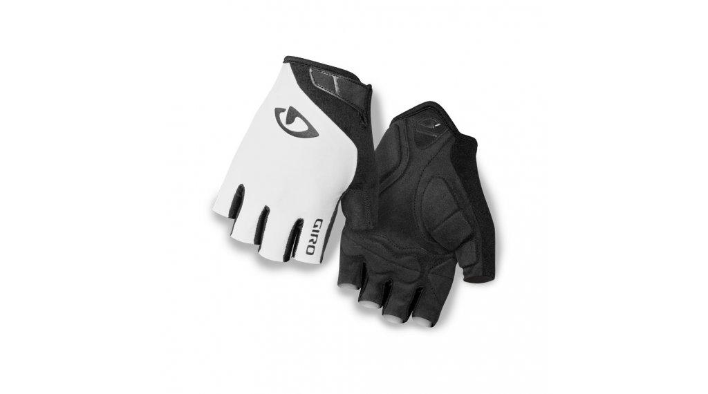 Giro Jag Rennrad-Handschuhe kurz Gr. S white