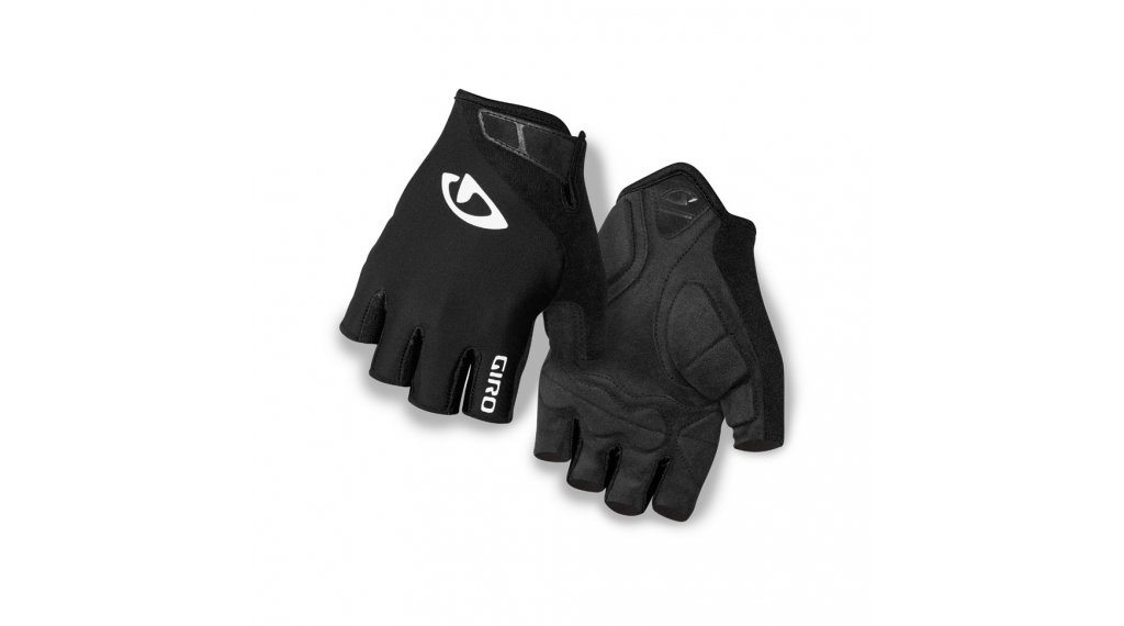Giro Jag Rennrad-Handschuhe kurz Gr. S black