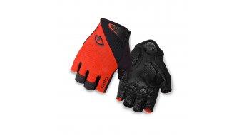 Giro Monaco Handschuhe kurz Gr. S red/black Mod. 2016