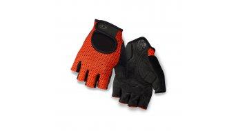 Giro SIV guantes corto(-a) tamaño XS glowing rojo/negro Mod. 2016