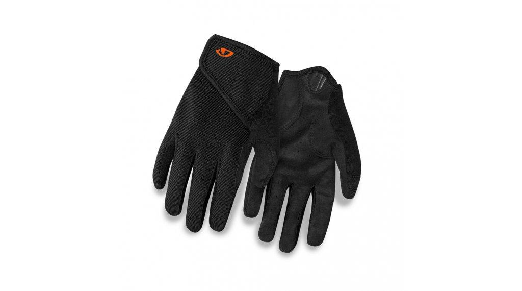 Giro DND Jr II Kinder-Handschuhe lang Gr. XS black