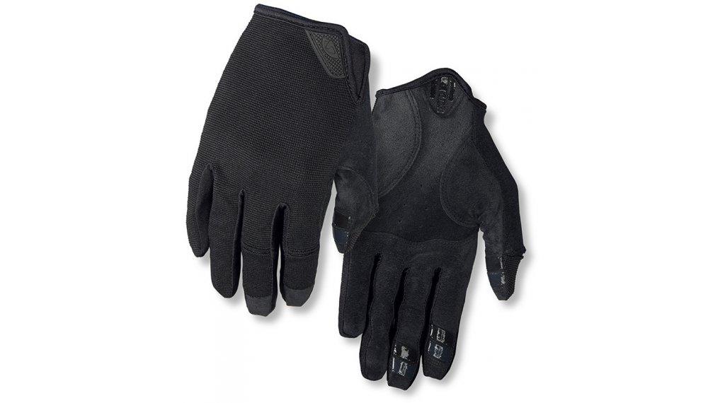 Giro DND MTB-guantes largo(-a) tamaño S negro