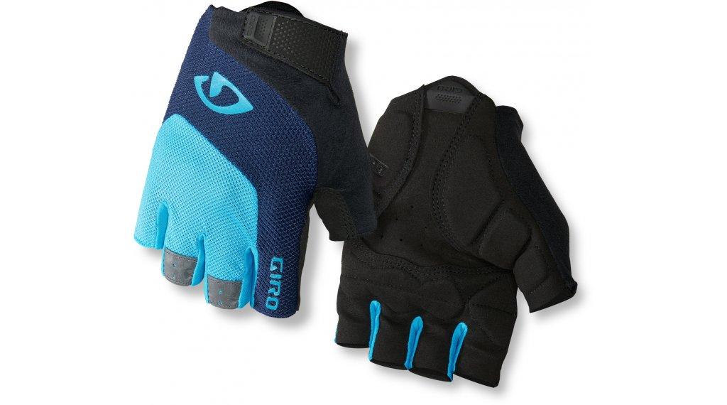 Giro Bravo Gel 手套 短 型号 S blue