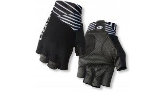 Giro Zero CS road bike- gloves short dazzle black reflective 2019