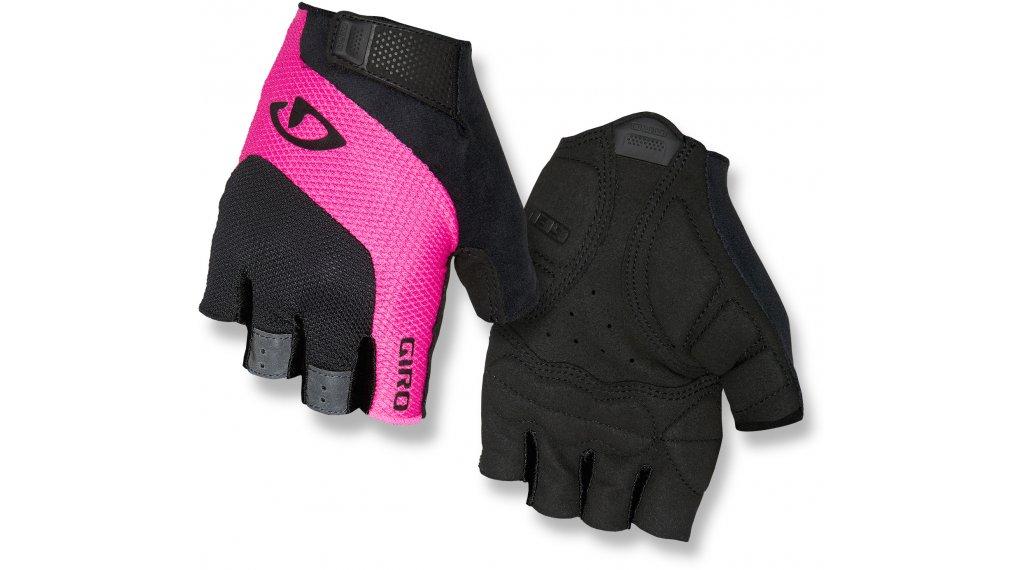 Giro Tessa Gel Handschuhe kurz Damen Gr. S black/pink