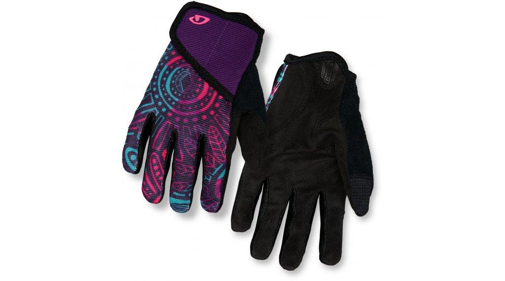 Giro DND Jr II Kinder-Handschuhe lang Gr. XS blossom