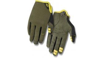 Giro DND MTB- gloves long size S olive