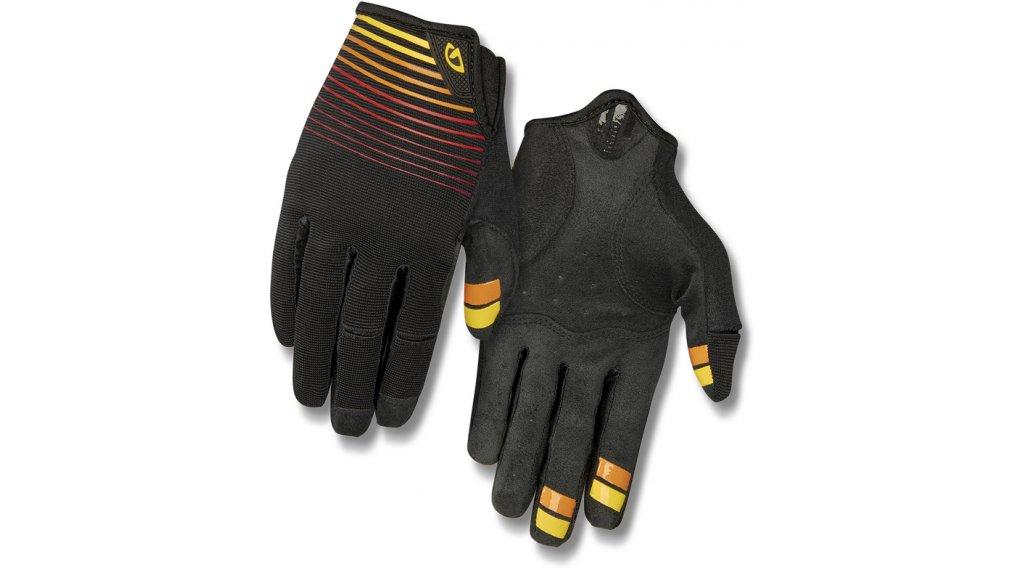 Giro DND guanti-MTB lungo mis. S heatwave/black