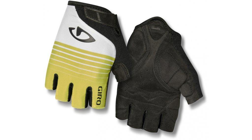 Giro Jag Rennrad-Handschuhe kurz Gr. S matte citron green