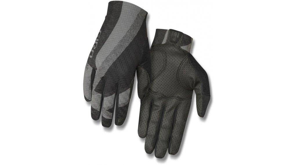 Giro Rivet CS gloves long size S charcoal reveal/light grey