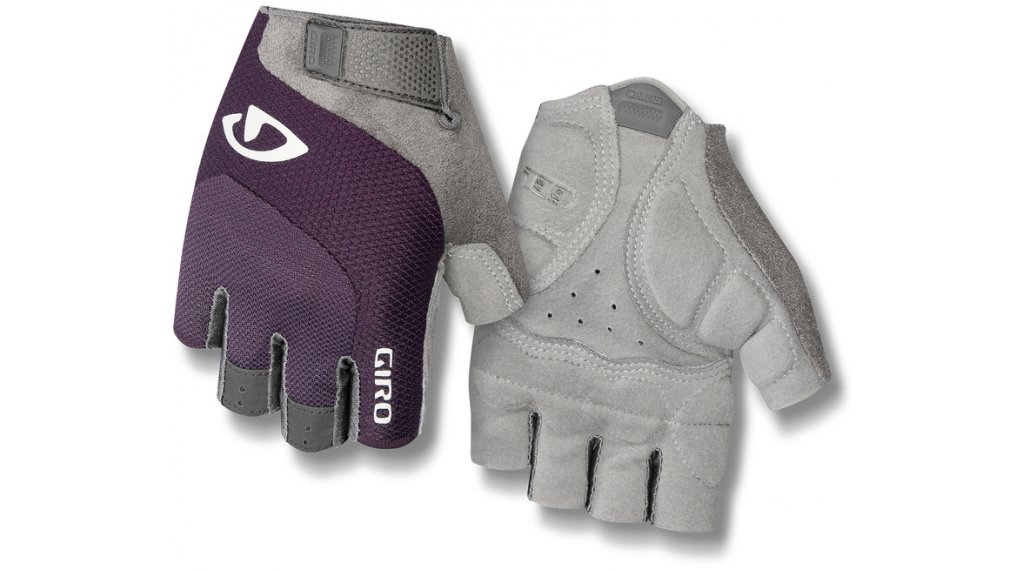 Giro Tessa Gel Handschuhe kurz Damen Gr. S dusty purple