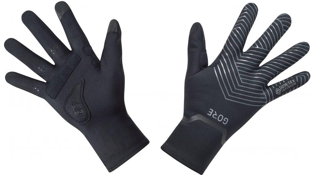 Gore C3 Gore-Tex Infinium Stretch Mid gloves long size XL (9) black