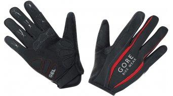 GORE Bike Wear Power Handschuhe lang Rennrad Gr. 10 (XXL) black/red
