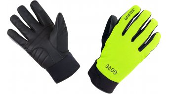 GORE C5 GORE-TEX Thermo Handschuhe neon yellow/black