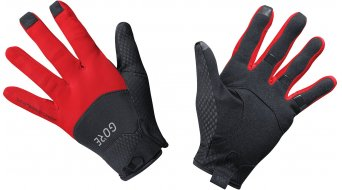 Gore C5 Windstopper gloves men black/red