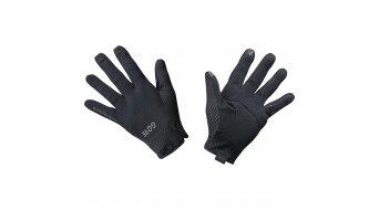 Gore C5 Gore Windstopper gloves long black