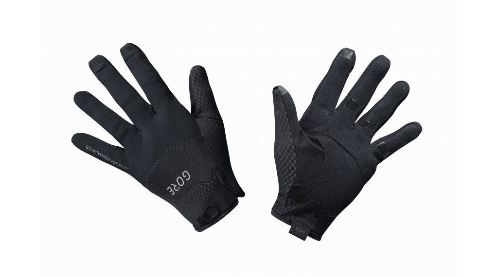 GORE Wear C5 GORE-TEX INFINIUM Handschuhe lang Gr. XS (5) black